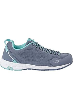 Millet Women's Amuri Knit W Low Rise Hiking Shoes, (Flint 8764)