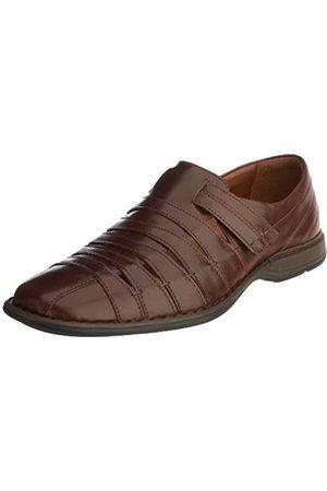 Josef Seibel Men's Steven Leather Slip-on, (marone 220)