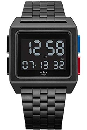 Adidas by Nixon Mens Digital Module Watch with Stainless Steel Strap Z01-3042-00