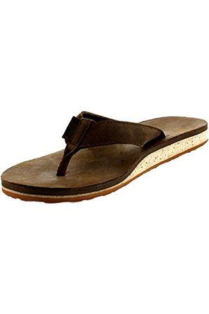 Teva M Classic Flip Premium, Men's Athletic & Outdoor Sandals, (607 Dark Earth)