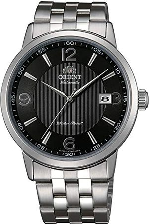 Orient Mens Analogue Automatic Watch with Stainless Steel Strap FER2700BB0