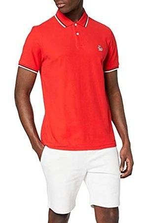 Original Penguin Men's Sticker Pete Pique Polo Shirt
