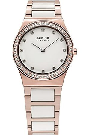 BERING Womens Analogue Quartz Watch with Stainless Steel Strap 32430-761