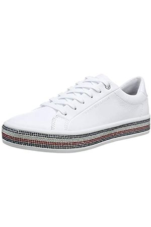 Tommy Hilfiger Women's Jupiter 18A2 Trainers, ( Ybs)