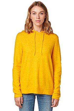 TOM TAILOR Women's Gemütlicher Kapuzen Sweater