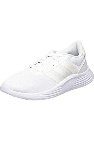 adidas Women's Lite Racer 2.0 Running Shoe, FTWR /Chalk /Core