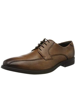 ECCO Melbourne, Derbys Men's, (Amber 1112)