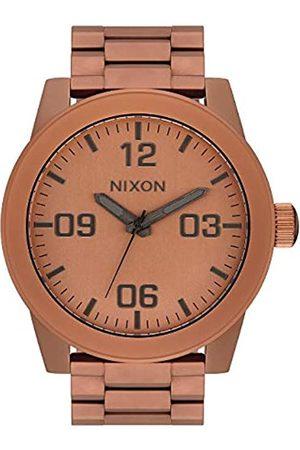 NIXON Analog Quartz Watch with Stainless Steel Strap A346-3165-00