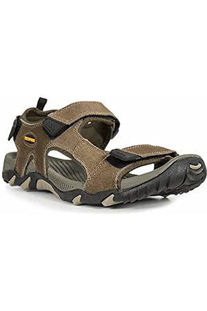Trespass Belay, Dark Sand, 46, Sandal for Men, UK Size 12