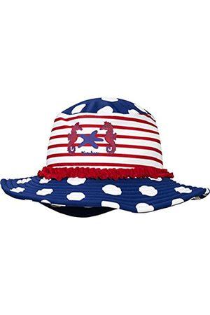 Playshoes Girl's UV-Schutz Sonnenhut Seepferdchen Hat