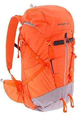 Trango Mochila Hbt 35, Unisex Adults' Backpack, (Naranja/Gris Hielo)