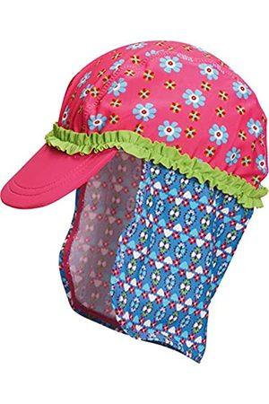 Playshoes Girl's UV-Schutz Mütze Blumen Cap