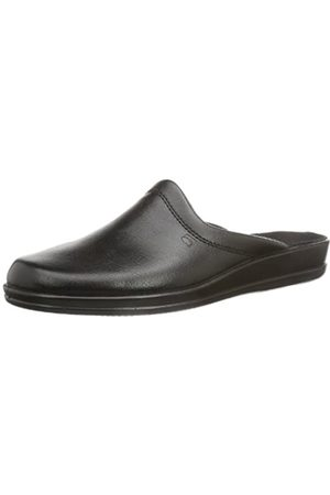 Rohde Lekeberg, Men's Open Back Slippers, (schwarz 90)