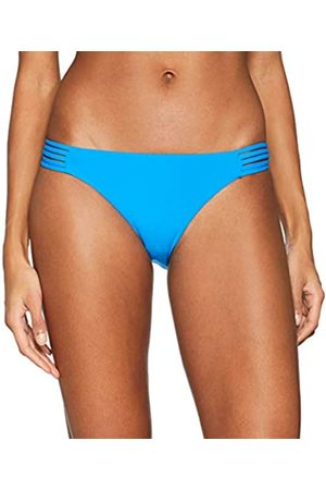 Seafolly Women's Multi Rouleau Brazilian Bikini Bottom Swimsuit