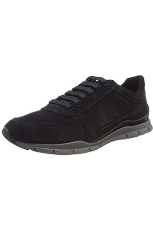 Geox Women's D Sukie C Low-Top Sneakers, (Navy C4002)