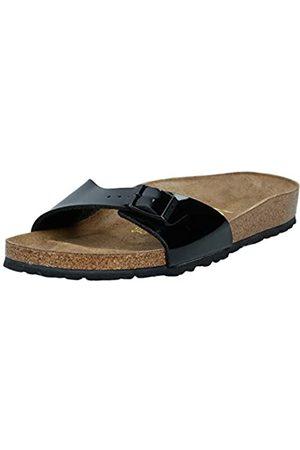Birkenstock Madrid Birko-Flor, Unisex Adults' Sandals, ( Patent)