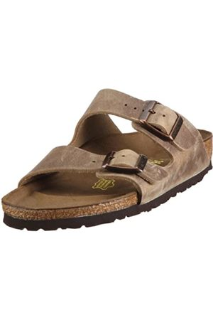 Birkenstock Arizona, Unisex Adults' Sandals, Tabacco