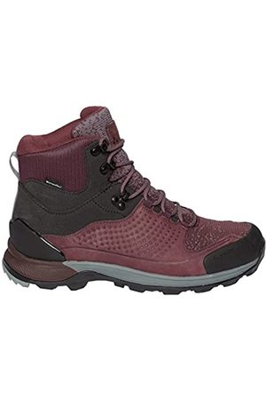 Vaude Women's Trk Skarvan Mid Stx Low Rise Hiking Shoes, (Raisin 842)