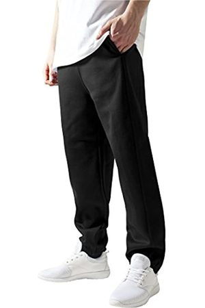 Urban Classics Mens Sweatpants Wide Leg Sports Trousers