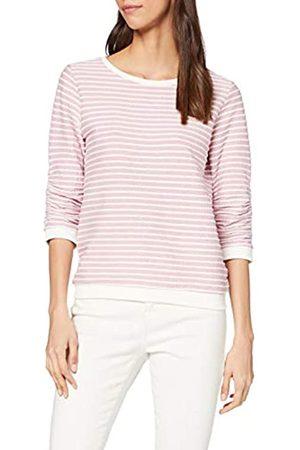 TOM TAILOR Women's Streifen Jacquard Pullover Sweater