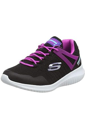 Skechers Girls' Ultra Flex Rainy Daze Trainers