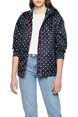Joules Women's Golightly Short Rain Jacket