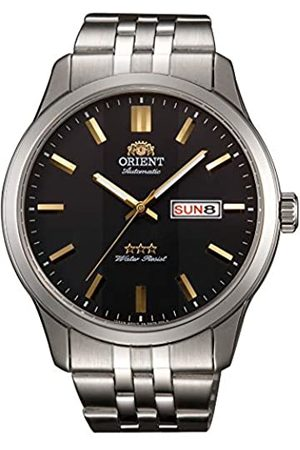 Orient Mens Analogue Automatic Watch with Stainless Steel Strap RA-AB0013B19B