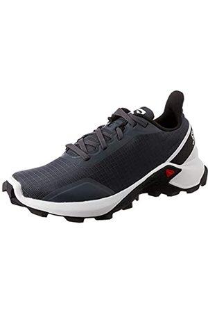 Salomon Women's Trail Running Shoes, ALPHACROSS W, Colour: (India Ink/ / )