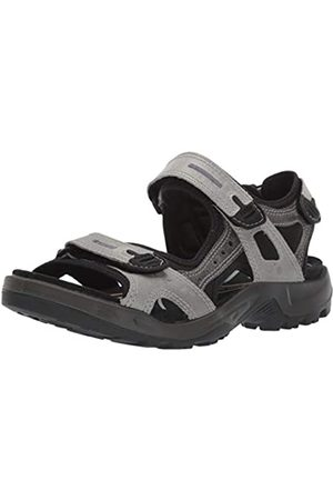 ECCO Offroad, Open Toe Sandals Men's, (Wild Dove/Dark Shadow 57182)