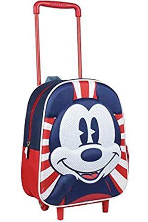 Multicolore 28 cm Mickey Letters Backpack Small Zainetto per bambini 7 liters SAMSONITE Disney Ultimate 2.0
