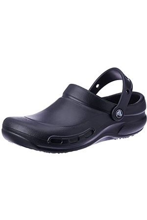 Crocs Men's and Women's Bistro Clog, Slip Resistant Comfort Slip On, Lightweight Nursing or Chef Shoe
