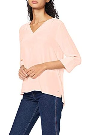 Tommy Hilfiger Women's Lottie Blouse 3/4 SLV Pale Tjp