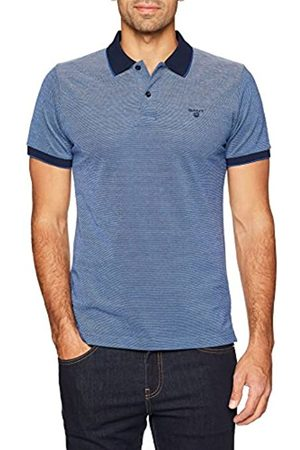 GANT Men's Four-Color Piqué Rugger Polo Shirt