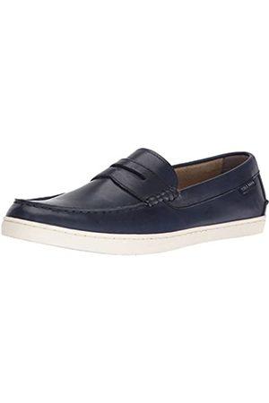 Cole Haan Men's Pinch Weekender Loafer Boat Shoes, (Blazer )