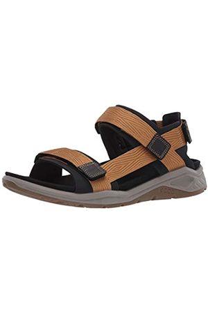 Ecco X-TRINSICM, Ankle Strap Sandals Men's, ( /CAYOTE 51772)