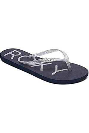 Roxy Women's Viva Sparkle Beach & Pool Shoes, (Navy NVY)