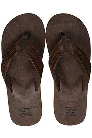Billabong Men's Seaway Classic Beach & Pool Shoes, (Chocolate 92)