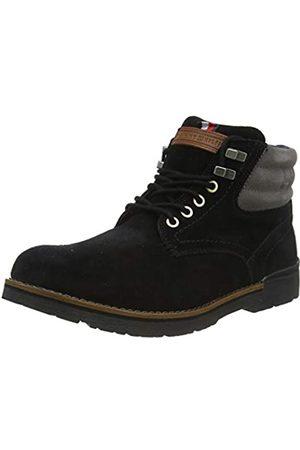 Tommy Hilfiger Men's Outdoor Suede Hilfiger Boot Classic, ( 990), 40 EU