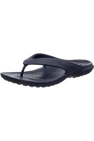 Crocs Unisex Adults' Classic Flip Flop, (Navy)