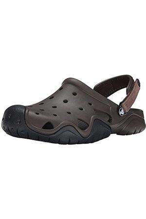 Crocs Men's Swiftwater Clog, (Espresso/ )