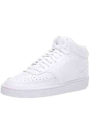 Nike Women's WMNS Court Vision Mid Fitness Shoes, ( / - 100)