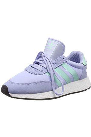 adidas Women's I-5923 W Gymnastics Shoes, (Periwinkle/Clear Mint/Core )