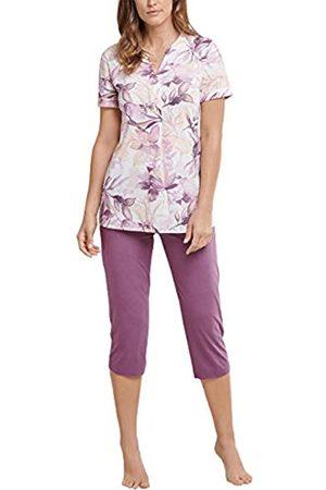 Schiesser Women's Anzug 3/4 Lang, 1/2 Arm Pyjama Sets