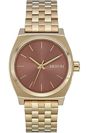 NIXON Unisex Adult Analogue Quartz Watch with Stainless Steel Strap A1130-3006-00