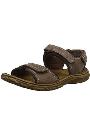 Josef Seibel Men's Carlo 06 Sling Back Sandals, (Brasil 310)