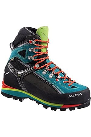 Salewa Women's Ws Condor Evo GTX (m) High Rise Hiking Shoes, Multicolor (Cactus/Venom)