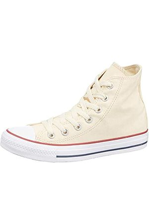 Converse Unisex-Adult Chuck Taylor All Star Hi-Top Trainers, (Unbleached )