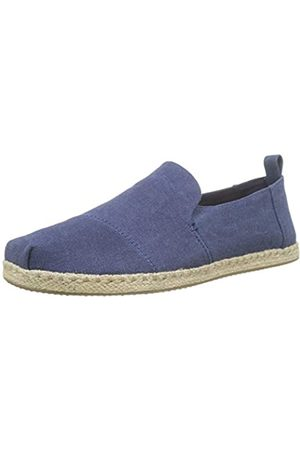 TOMS Men's Deconstructed Alpargata Rope Espadrilles, (Navy 000)