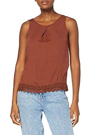 ONLY Women's Onlemma S/l Lace Top WVN Vest
