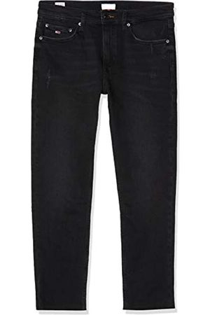 Tommy Jeans Women's IZZY HIGH Rise Slim Ankle CKBK Straight Jeans
